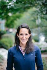 Danielle Vogel, creator of Glen's Garden Market in Washington, DC.
