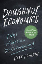 Doughnut Economics book
