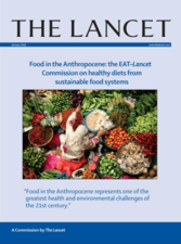 Eat-Lancet report cover