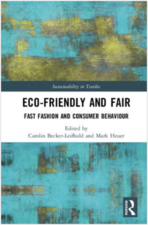 Eco-Friendly and Fair Fast Fashion and Consumer Behavior book cover