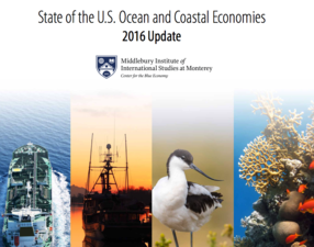 State of the U.S. Ocean and Coastal Economies 2016 Update