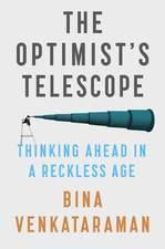 The Optimist's Telescope book cover