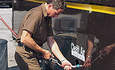 UPS Adds 245 CNG Trucks to the Company's Green Fleet featured image
