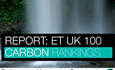 Insurers Rank Highest in UK for Carbon Intensity, Transparency featured image