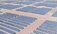 The 6.4-megawatt Springerville Generating Station Solar System PV system in northeastern Arizona.