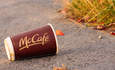 McDonald's will ditch polystyrene for paper coffee cups featured image