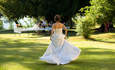 Dissolvable Eco Wedding Dress Tests Marriage's Sustainability featured image