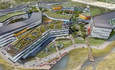 Google incorporates green roofs into headquarters expansion featured image