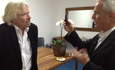 Video: Up close and personal with Richard Branson at Rio featured image