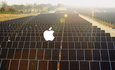Apple Inc. First Solar renewable energy California