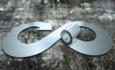 Metallic Circular Economy symbol