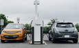 Electrify America's planned EV charging network.