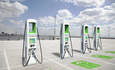 Electrify America EV charging infrastructure