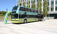 Genentech Electric Bus