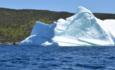 iceberg in Newfoundland