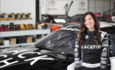 Meet the vegan 'hippie chick' NASCAR driver featured image