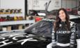 Meet the vegan 'hippie chick' NASCAR driver featured image