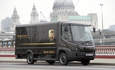 Modec, electric vehicle, UPS, London