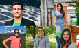 collage of past 30 under 30 honorees