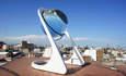 Rawlemon's Spherical Glass Sunpower Generator