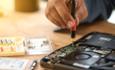 repairing a computer