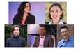 McDonald's, RFX Global, SolarCity, WRI executives