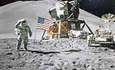 man on moon sustainability tipping point