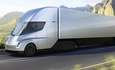 Tesla's electric semi-truck