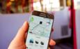 uber pool on phone