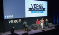 VERGE Accelerate winner announced onstage
