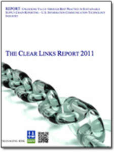The Clear Links Report on IT Supply Chain Transparency