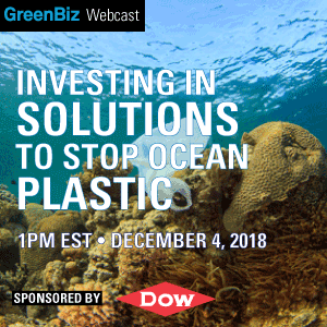 Investing in Solutions to Stop Ocean Plastic