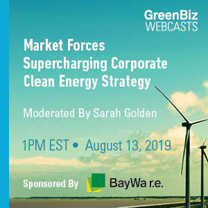 Webcast: Market Forces Supercharging Corporate Clean Energy Strategy