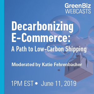 Decarbonizing E-Commerce: A Path to Low-carbon shipping