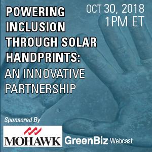 Powering Inclusion Through Solar Handprints: An Innovative Nonprofit Partnership