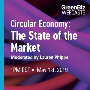 Circular Economy: The State of the Market Webcast with Lauren Phipps
