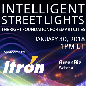 Intelligent Street Lights Webcast