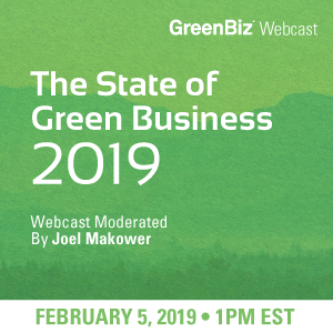 State of GreenBiz 2019 Webcast