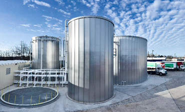 Dr Pepper Snapple tackles wastewater at Texas bottling plant featured image