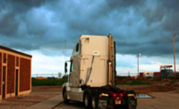 On the Ground Realities (and Solutions) for Truck Companies Looking to Go Green featured image