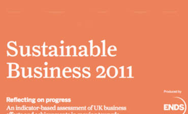 UK Firms Moving Too Slow on Sustainability -- Just Like US Firms featured image