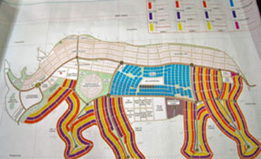City Shaped Like a Rhino Planned in Southern Sudan featured image