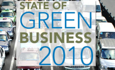 Greener Fleets Hit the Streets: The State of Green Business 2010 featured image