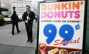 How investors gave Starbucks and Dunkin' Donuts a wake-up call featured image
