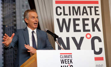 Tony Blair at Climate Week NYC: Optimism, Leadership and Practical Solutions featured image