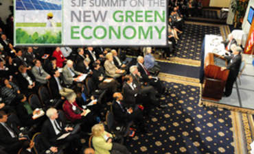 Highlights from the Summit on the New Green Economy featured image