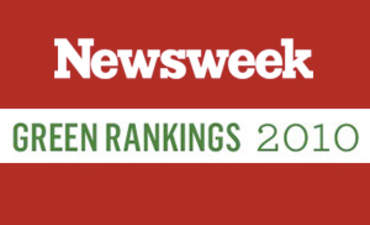 Newsweek Green Rankings Add a Welcome Measure of Transparency featured image
