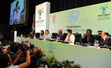COP17: Business and Government Must Work Together to Make Policy featured image