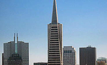 San Francisco's Landmark Transamerica Pyramid Goes Green featured image