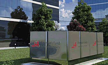 Fireman's Fund Axes Carbon Footprint 15% with Bloom Boxes featured image